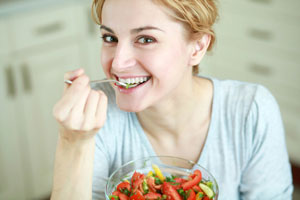 10 Grundregeln für eine gesunde Ernährung