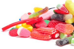 Süßigkeiten bewusst genießen