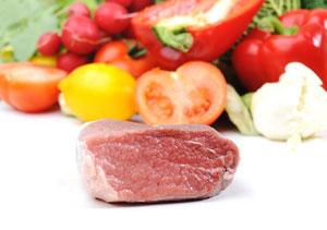 Die Dukan Diät ist sehr proteinreich