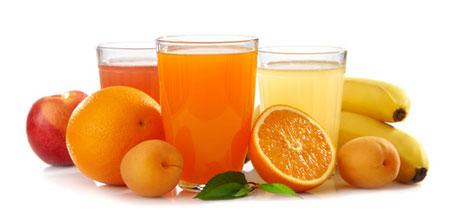 Frisches Obst vs Fruchtsaft