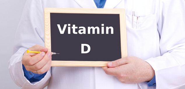 Vitamin D ist wichtig für die Gesundheit
