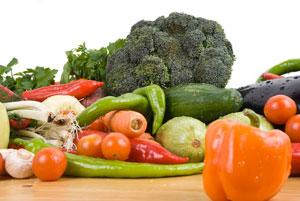 Gemüse satt!
