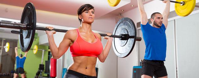 Bodybuilding auch für Frauen geeignet