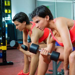 Bodybuilding für die Frau