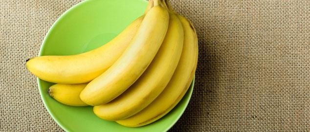 Bananen sind gesund