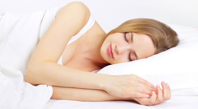 Schlank im Schlaf