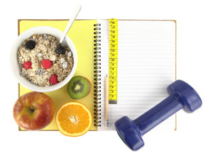 Sport & gesunde Ernährung