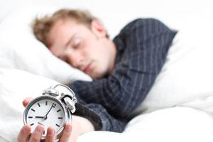 Erholung durch Schlaf