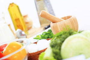 Zunehmen durch gesunde Ernährung