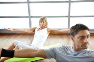 Pilates Prinzipien