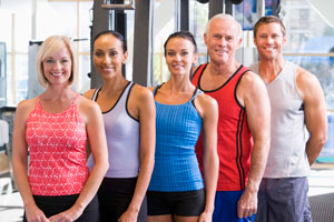 Pilates Zielgruppe