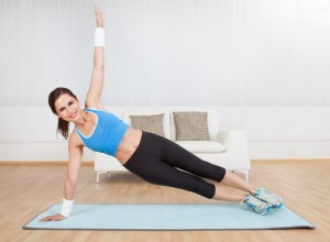 10 Weeks BodyChange: Workout