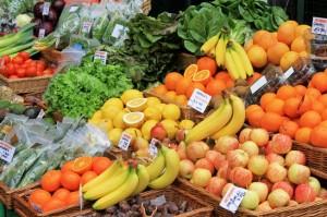 Cholesterinsenker Obst und Gemüse