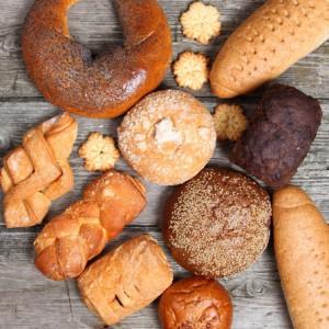 Glutenhaltige Lebensmittel
