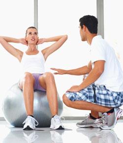 Bauchmuskeltraining Beratung