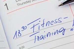 Fitness-Training!