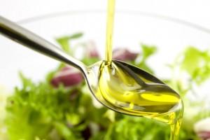 Hochwertiges Pflanzenöl