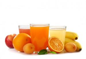Fruchtsäfte zum Zunehmen