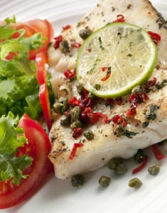 Fisch: Low Carb