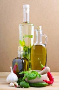 Hochwertige Pflanzenöle