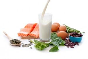 Ballaststoffe & Proteine