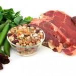 Eisenhaltige Lebensmittel auf einen Blick