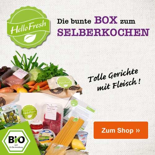 HelloFresh Kochbox Classic