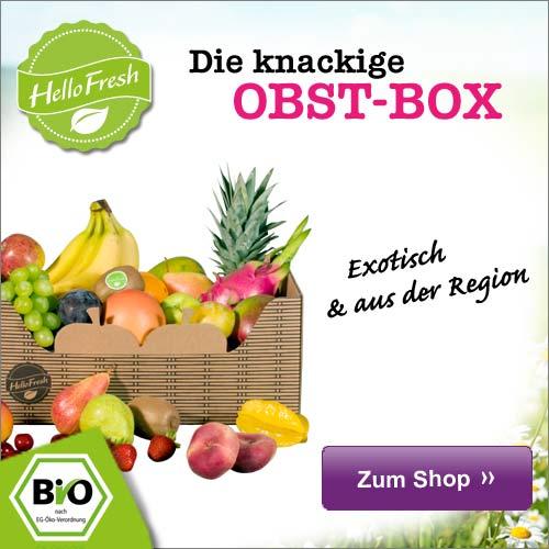 HelloFresh Obstbox