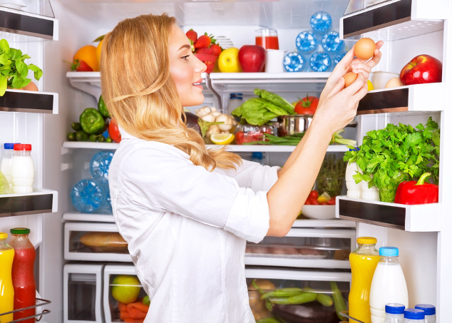 Kalorienbilanz durch Ernährung beeinglussen