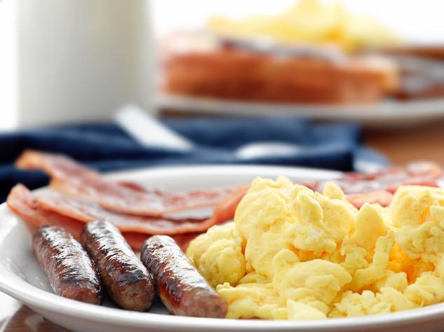 Kohlenhydratarmes Frühstück