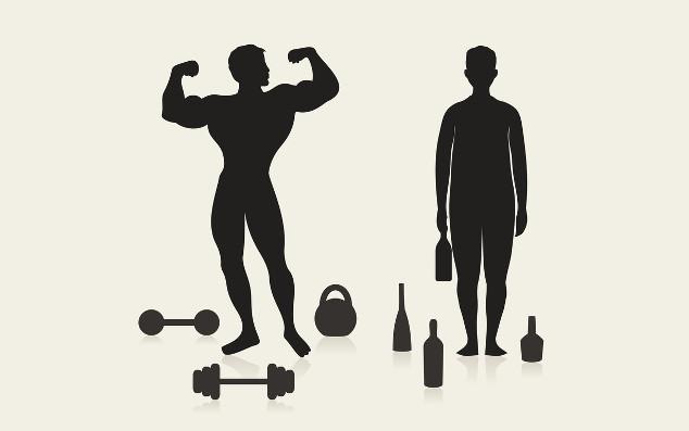 Alkohol und Sport