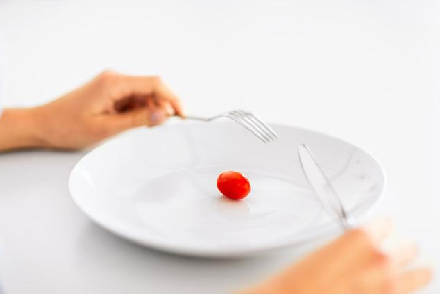 Kalorienrestriktion bei Magersucht
