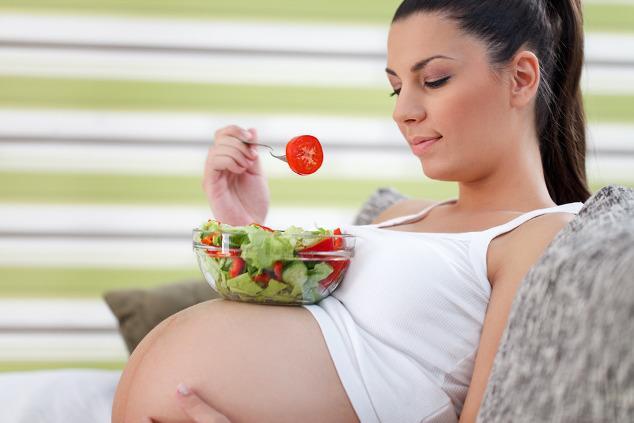 Ernährung bei Schwangerschaft
