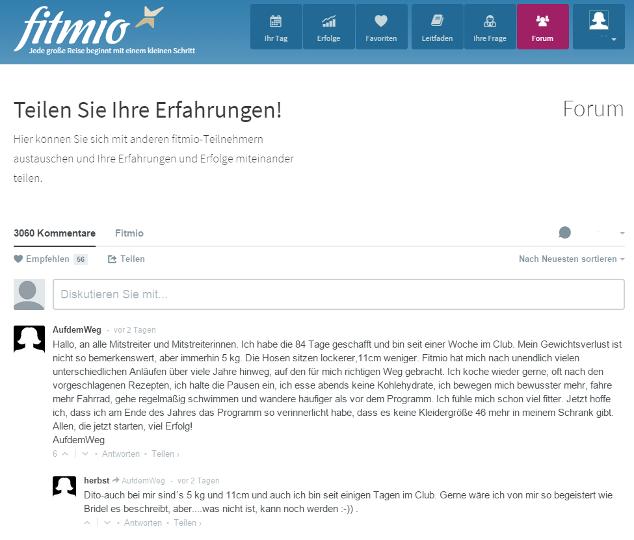 fitmio Forum