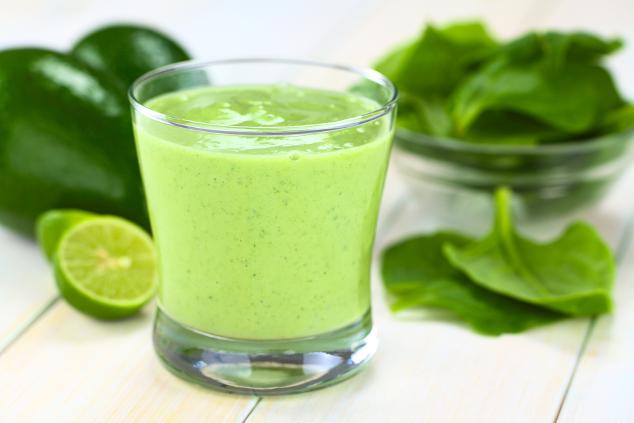 Avocado-Spinat-Smoothie