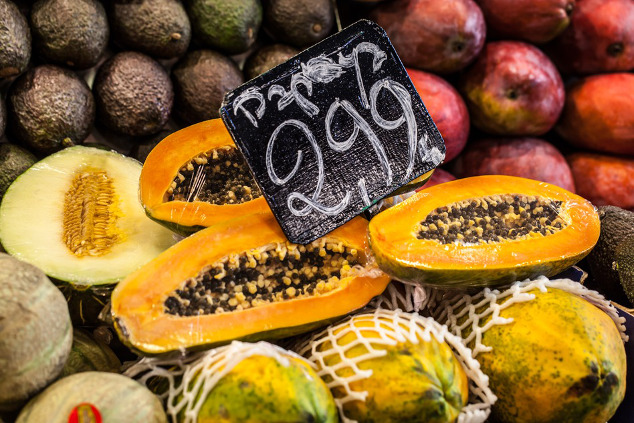 Papaya Preis