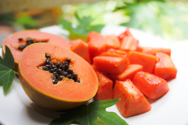 Papaya zum abnehmen