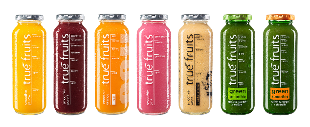 true fruits Smoothies