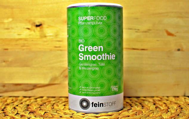 Feinstoff Superfood Green Smoothie