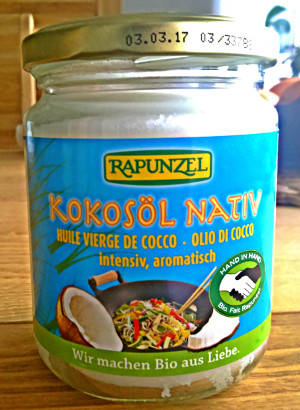 Natives Kokosöl Rapunzel