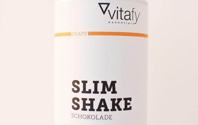 Vitafy Essentials Slim Shake Schoko