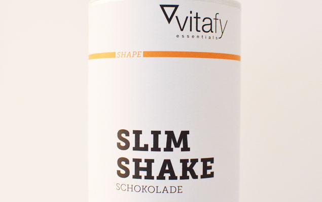 Vitafy Essentials Slim Shake Schoko