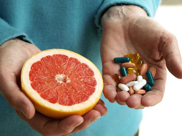 Gesunde Ernährung vs. Pillen