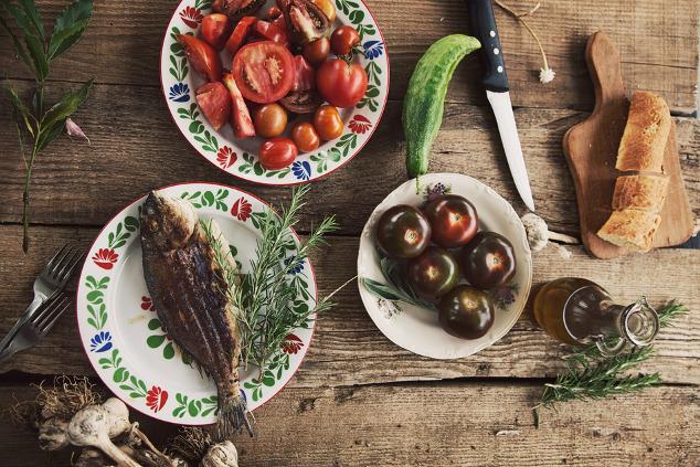 Richtig Abnehmen Mittelmeer Diat Schlagt Low Fat