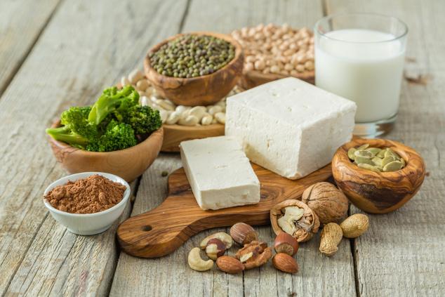 Pflanzliche Proteinquellen