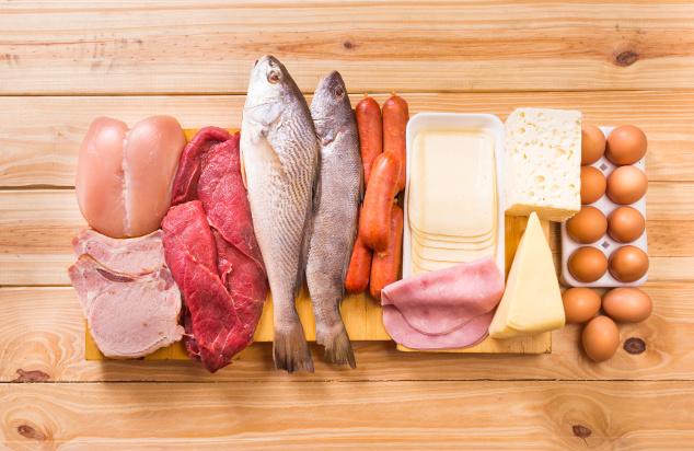 Tierische Proteinquellen
