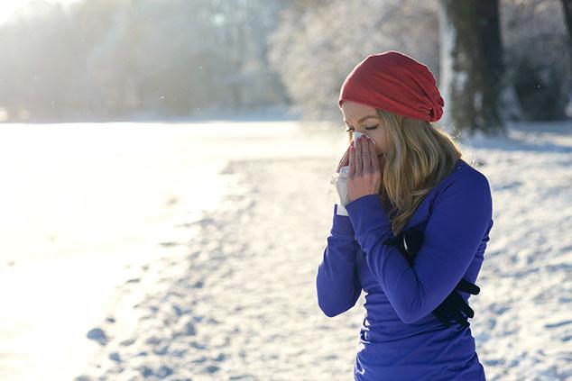 Kälteempfindlichkeit