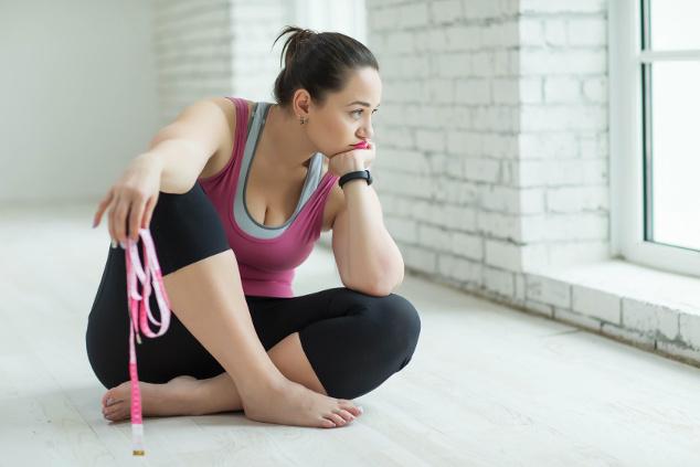 Folgen von Gewichtsverlust und Körpermasse in Pfund