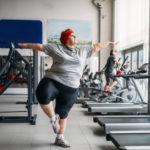 Zu dick fürs Fitnessstudio?