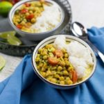 Veganes Kichererbsen-Curry